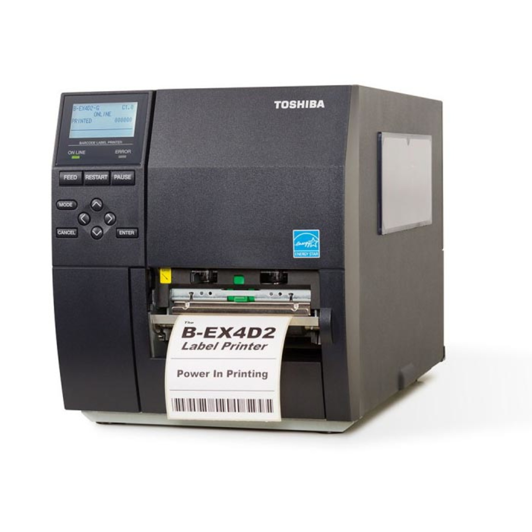 Toshiba B-EX4D2 Industrial Label Printer | Cash Drawers Ireland