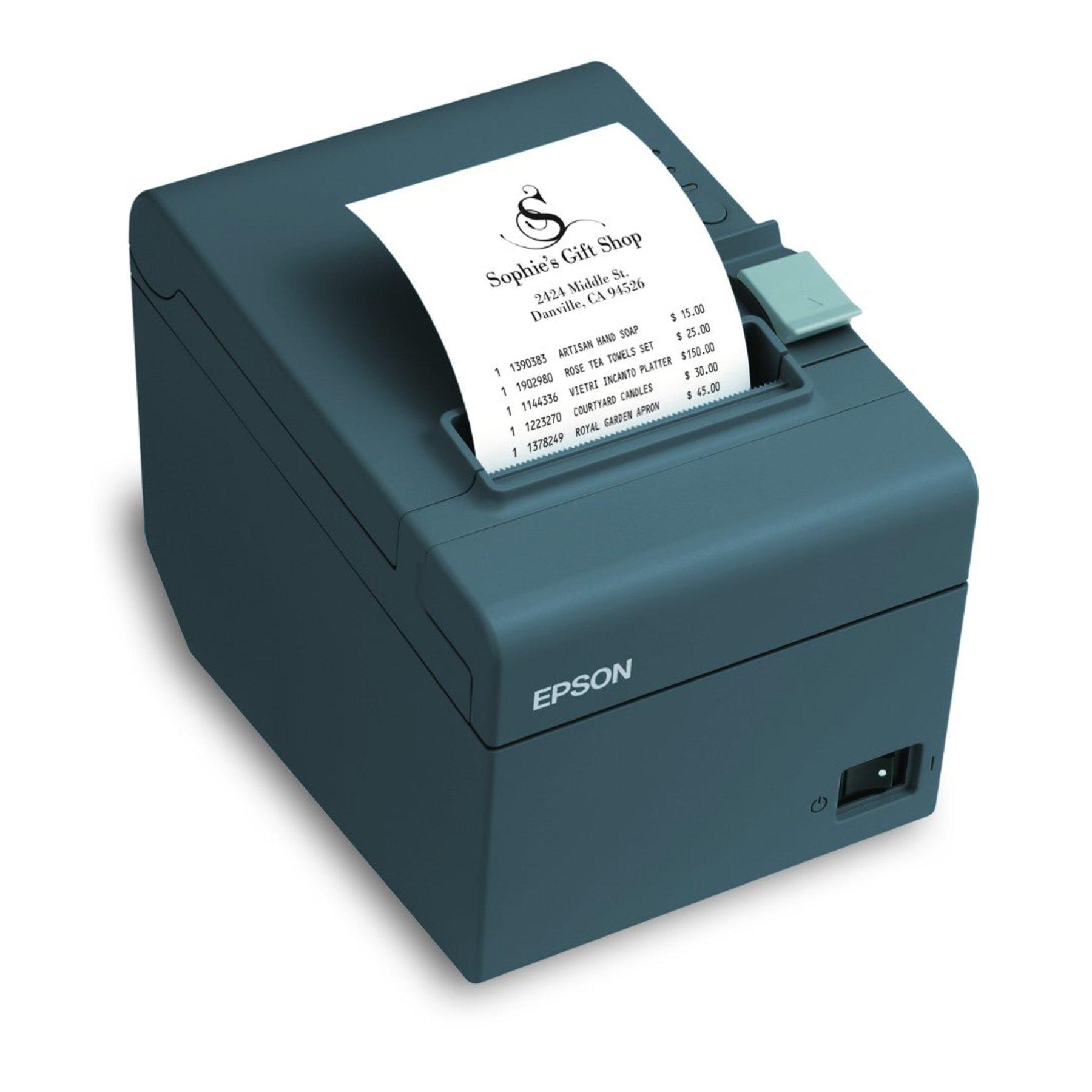Epson Tm T20ii Receipt Printer Cash Drawers Ireland