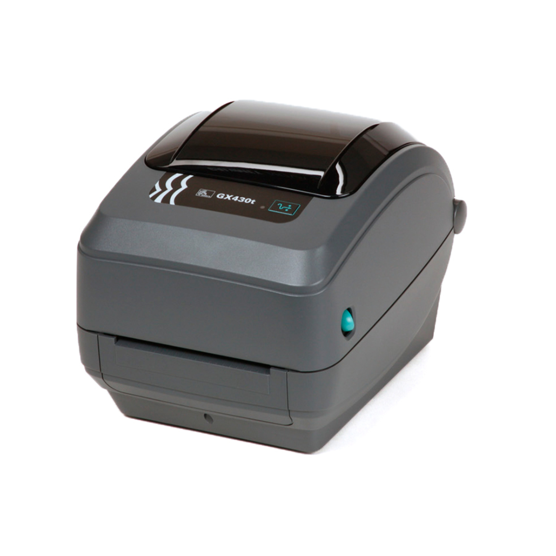 Zebra GX430T Thermal Barcode And Label Printer