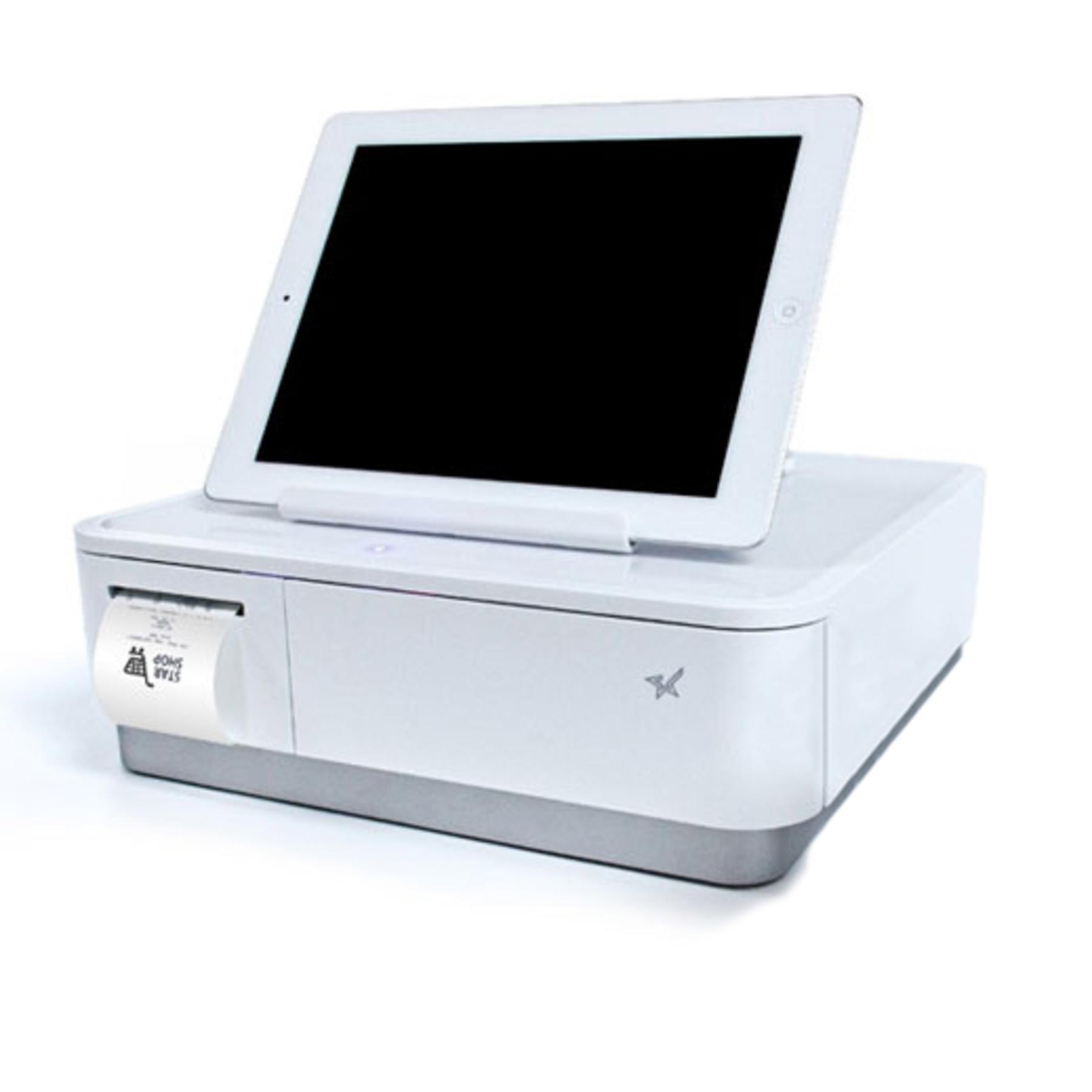 Star Mpop Cash Drawer With Receipt Printer Cash Drawers