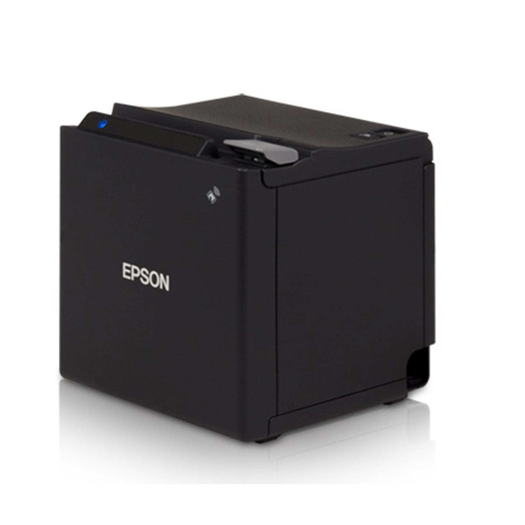 Epson Tm M30 Black Thermal Receipt Printer Cash Drawers