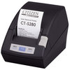 Citizen CT-S280 Compact Thermal Receipt Printer - RS-232 - Black - 4783