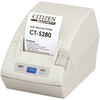 Citizen CT-S280 Compact Thermal Receipt Printer - RS-232 - White - 4782