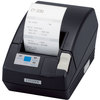 Citizen CT-S281 Thermal Receipt Printer - RS-232 - Black - Cutter - 4786