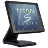 Sam4s Titan S260 Black Touchscreen POS System - 4143