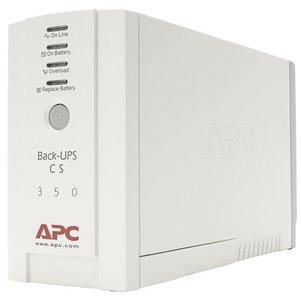 APC Back-UPS CS-350 Uninterruptible Power Supply | Cash Drawers Ireland
