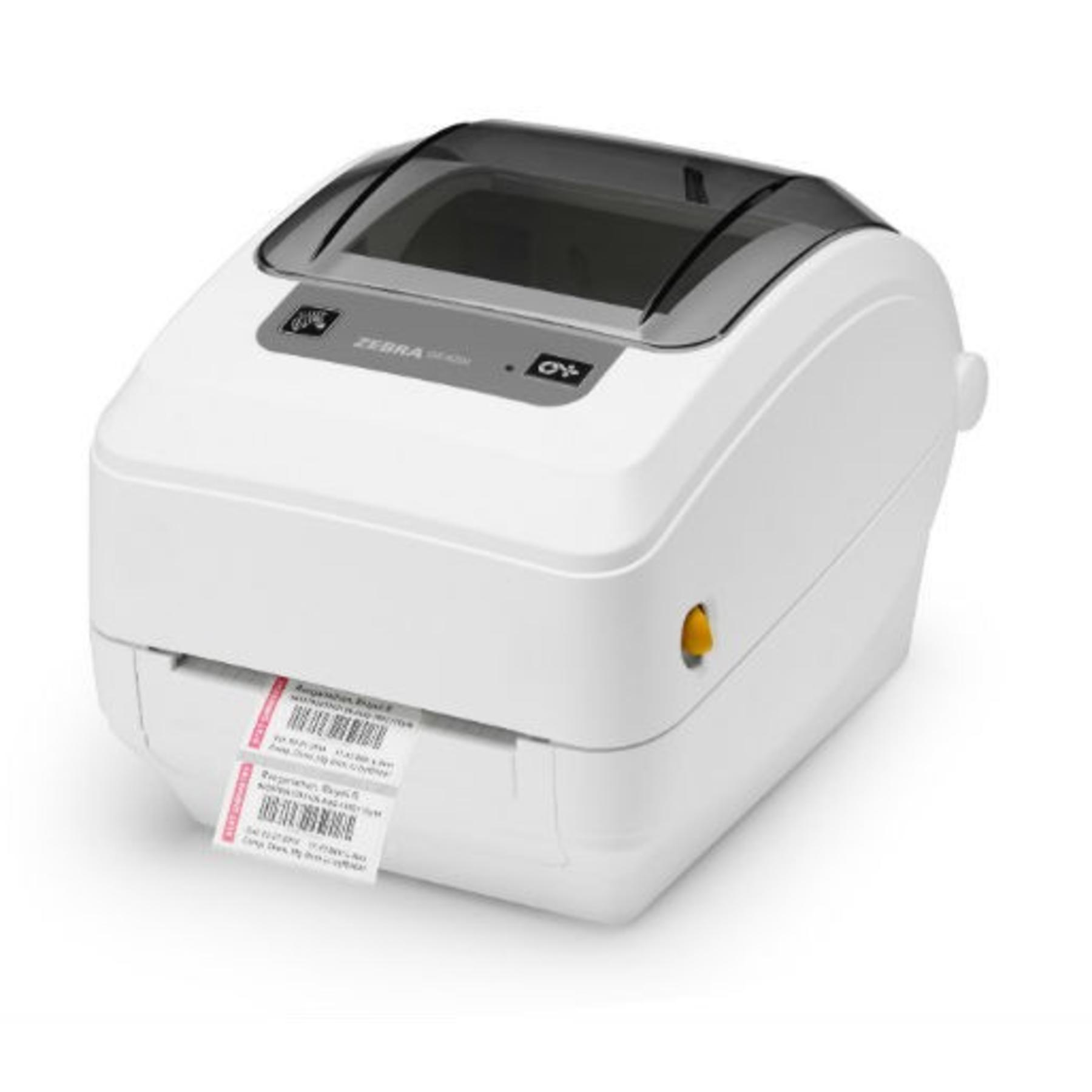 Zebra GK420T-HC Thermal Barcode and Label Printer | Cash ...