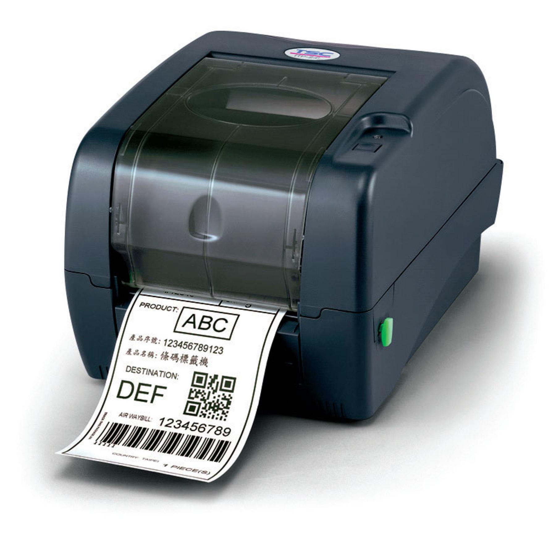 tsc ttp247 thermal transfer barcode label printer cash drawers ireland