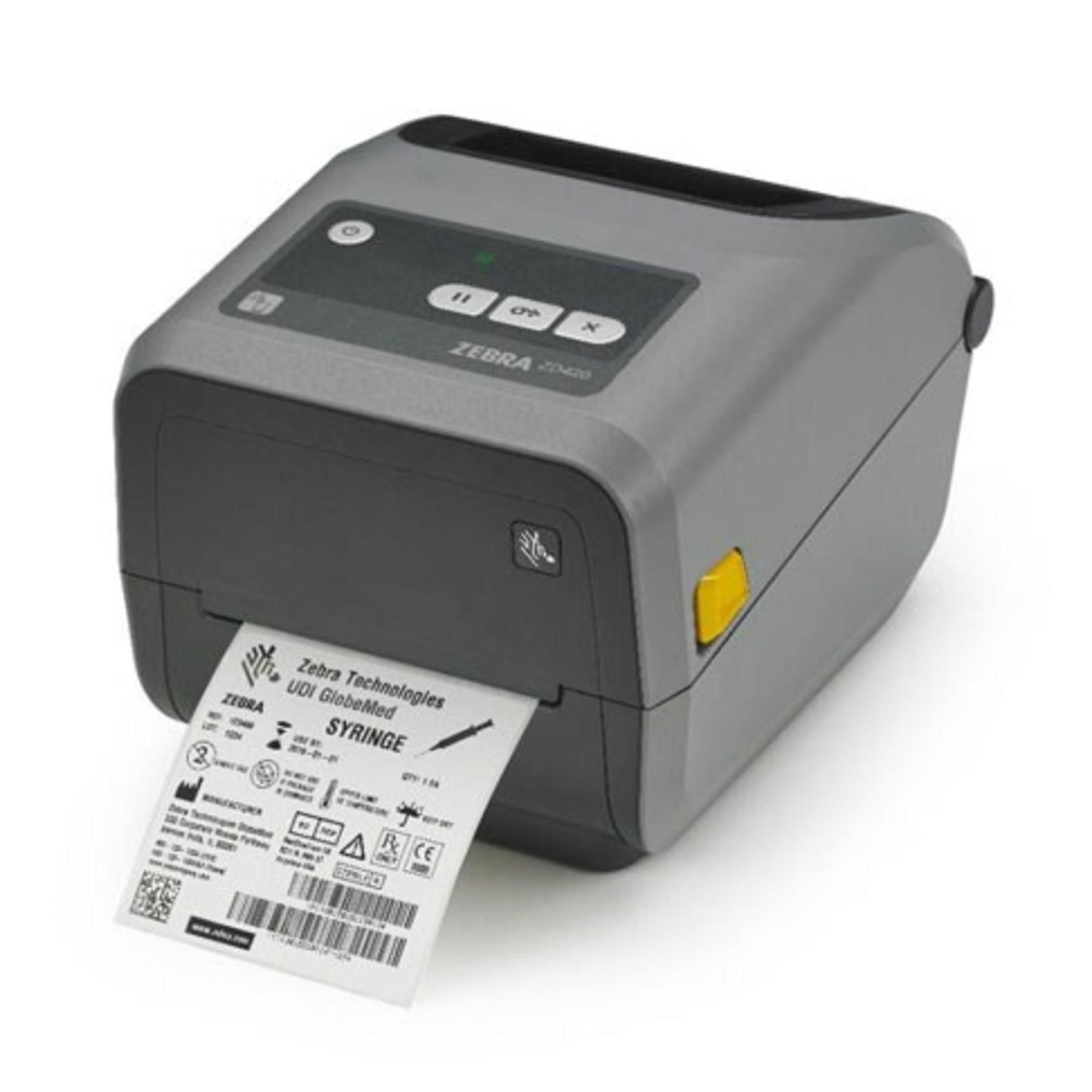 Zebra Zd420 Compact Label Printer Cash Drawers Ireland